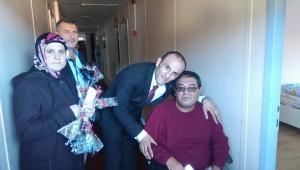 Başkan Hasan Kansızoğlu'nun 3 Aralık Dünya Engelliler Günü Mesajı