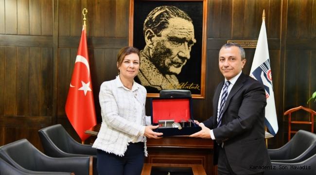 Başkan Köse'den Yolbulan'a Hayırlı Olsun Ziyareti