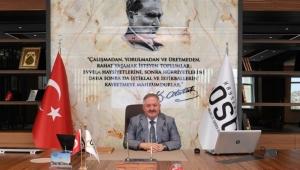 Başkan Tahir Nursaçan'a önemli görev …