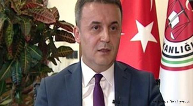 Başsavcı Yüksel Kocaman Ankara Adliyesine huzur getirdi.