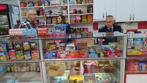 EREĞLİ ZABITASI 'ŞIRINGA ÇİKOLATA' DENETİMİNDE