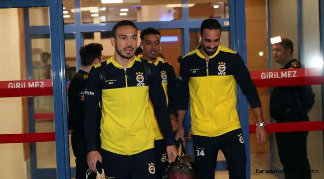 Fenerbahçe Rize'de