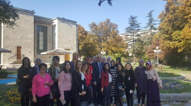 Hüseyin Özbakır'dan Dünya Kadın Hakları Günü Mesajı