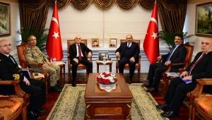 İçişleri Bakan Yardımcısı Erdil, Trabzon'da İZDES Çalışmalarını Değerlendirdi