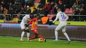İstikbal Mobilya Kayserispor 1-0 Çaykur Rizespor