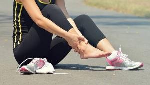 Sporcularda Görülen Ayak Bileği Sakatlanmasına Dikkat