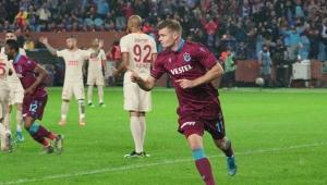 Trabzonspor 1 -1 Galatasaray