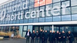 Vali Erdoğan Bektaş Seralar Konusundaki Teknik Çalışma Kapsamında Hollanda'da