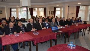 5. Çaycumalılar Buluşuyor etkinliğinin hazırlık toplantısı büyük bir katılımla yapıldı.