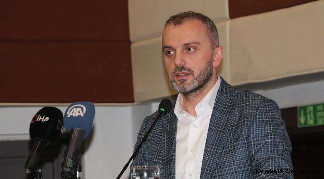 AK Parti Genel Başkan Yardımcısı Erkan Kandemir, Kastamonu' da konuştu.