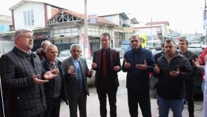 Arifiye Belediyesi Başkan Yardımcısı Lütfü Tansı ME&FA Lokantasının açılışına katıldı.