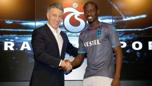 Badou Ndiaye Trabzonspor 'da
