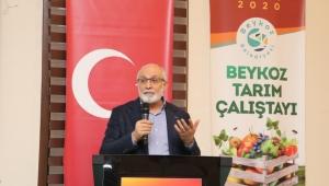 Beykoz'un Tarım Potansiyeli Akademisyenlerle Masaya Yatırıldı