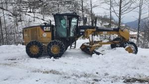 Büyükşehir kar mücadelesine hazır