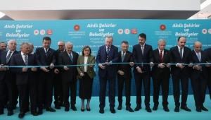 Cumhurbaşkanı Erdoğan, Akıllı Şehirler ve Belediyeler Kongre ve Sergisi Açılışında Konuştu