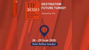 Dünyanın Önde Gelen Otel Markaları ve Yatırımcıları Turizm Yatırımları Forumu İçin Türkiye'de