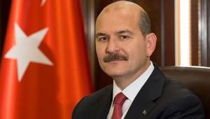 İçişleri Bakanı Süleyman Soylu'nun Yeni Yıl Mesajı