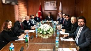 KGK Yönetim Kurulu Ankara'da toplandı