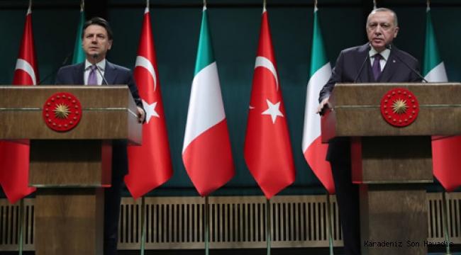 """""""Libya'da ateşkes anlaşması imzalanmasını temenni ediyorum"""""""