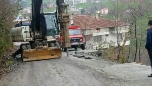 Trabzon Büyükşehir Belediyesi, 2019 yılında mahalle yollarına 75 milyon TL'lik yatırım yaptı.