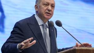 """""""Uluslararası alandaki haklarımıza sahip çıkarak yeni bir şahlanış döneminin kapılarını açıyoruz"""""""