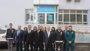 Vali Erdoğan Bektaş Ziyaretlerini Sürdürüyor