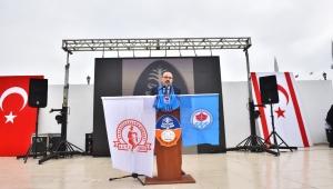Vali Ustaoğlu, KKTC'de Geleneksel Hamsi Festivali'ne Katıldı