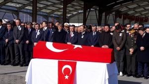 Zonguldak Şehidini Gözyaşlarıyla Uğurladı