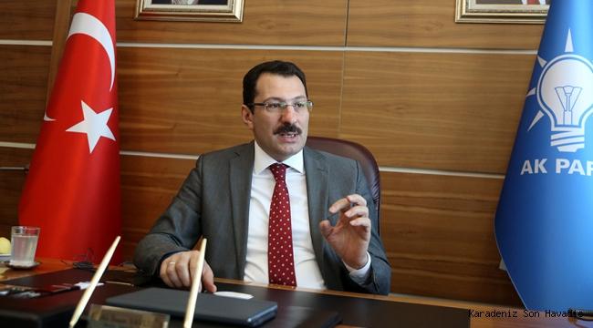 AK Parti Genel Başkan Yardımcısı Ali ihsan Yavuz, Sakarya'daki hasarlı okullar hakkındaki yıkım kararına ilişkin açıklama yaptı.