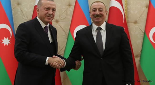 """""""Azerbaycan ile ticaret hacmimizi 2023 yılında 15 milyar dolara çıkaracağız"""""""