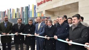 Bakan Yardımcısı Ahmet Misbah Demircan Şanlıurfa'da açılış törenlerine katıldı