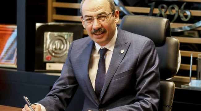 Başkan Gülsoy'dan Regaip Kandili Mesajı