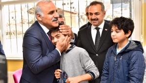 Başkan Zorluoğlu, Çaykara'lılarla buluştu