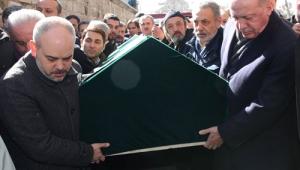 Cumhurbaşkanı Erdoğan, Sinan Kılıç'ın cenaze törenine katıldı
