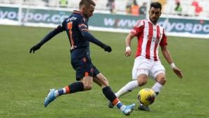 Demir Grup Sivasspor 1-1 Medipol Başakşehir