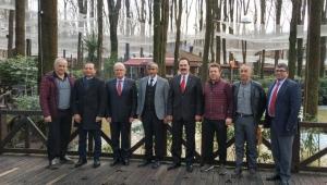 Genel Başkan Türker Aygündüz Sakarya'da ziyaretlerde bulundu