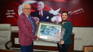 Köse'den, başkan Posbıyık'a ziyaret