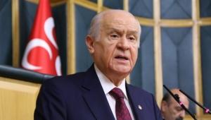 MHP Genel Başkanı Devlet Bahçeli'den grup toplantısında önemli açıklamalar