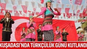 MHP Milletvekili Deniz Depboylu Türkcülük Günü Kutlamalarına Katıldı