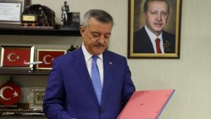 Polat Türkmen'den Çiftçiye destek müjdesi;