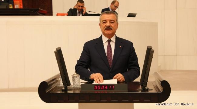Polat Türkmen'den Zonguldak Çiftçisine Müjde