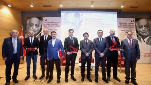 Prof. Dr. Fuat Sezgin makale yarışması ödülleri sahiplerini buldu