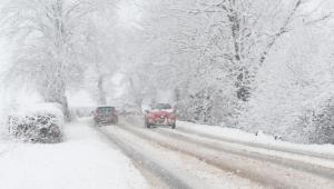 Rize'de Hafta Sonu Yoğun Kar Yağışı Bekleniyor