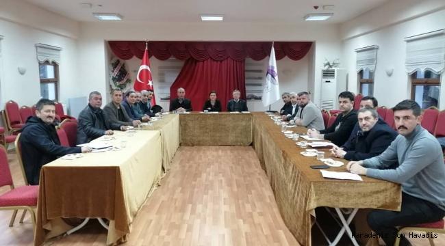 Safranbolu Belediyesi Muhtarlarla Çözüm Odaklı Çalışıyor