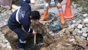 Safranbolu Belediyesi Saha Çalışmaları Aralıksız Devam Ediyor