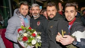 Trabzonspor İstanbul'da