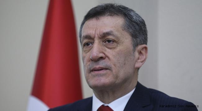 Bakan Selçuk'dan sınav tarihi açıklaması