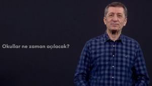 BAKAN SELÇUK'TAN UZAKTAN EĞİTİMLE İLGİLİ EN ÇOK SORULAN 10 SORUYA YANIT