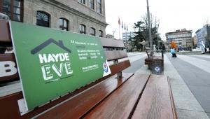 Başkan Zorluoğlu'ndan 'Hayde Eve' çağrısı