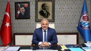 """""""BİZ BİZE YETERİZ TÜRKİYE'M"""" KAMPANYASINA BAŞKAN ZORLUOĞLU'NDAN DESTEK"""